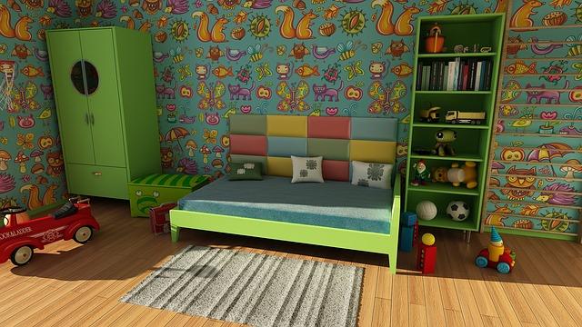 Urządzanie pokoju dziecka w nowym mieszkaniu